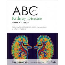 ABC of Kidney Disease by David Goldsmith, 9780470672044