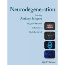Neurodegeneration by Anthony H. V. Schapira, 9780470672686