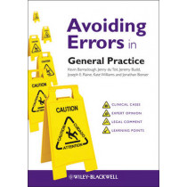 Avoiding Errors in General Practice by Kevin Barraclough, 9780470673577