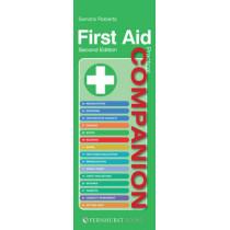 First Aid Companion by Sandra Roberts, 9780470682067
