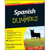 Spanish For Dummies by Pedro Vazquez Bermejo, 9780470688151
