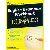 English Grammar Workbook For Dummies by Nuala O'Sullivan, 9780470688304