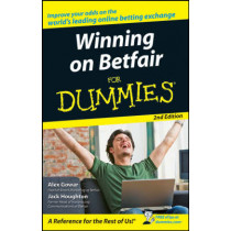 Winning on Betfair For Dummies by Alex Gowar, 9780470723364