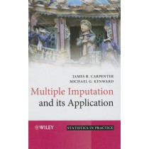 Multiple Imputation and its Application by James Carpenter, 9780470740521