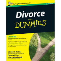 Divorce For Dummies by Elizabeth Walsh, 9780470741283