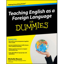 Teaching English as a Foreign Language For Dummies by Michelle M. Maxom, 9780470745762