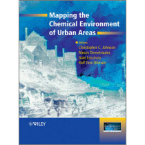 Mapping the Chemical Environment of Urban Areas by Christopher C. Johnson, 9780470747247