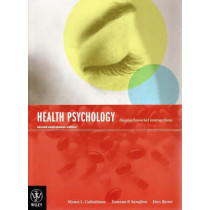 Health Psychology: Biopsychosocial Interactions by Marie Louise Caltabiano, 9780470813454