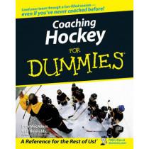 Coaching Hockey For Dummies by Gail Reynolds, 9780470836859
