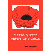 The Easy Guide to Repertory Grids by Devi Jankowicz, 9780470854044