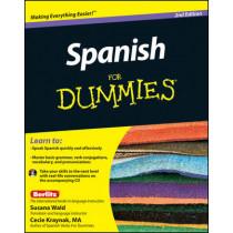 Spanish For Dummies by Susana Wald, 9780470878552