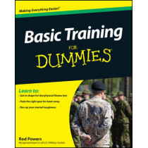 Basic Training For Dummies by Rod Powers, 9780470881231