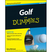 Golf For Dummies by Gary McCord, 9780470882795