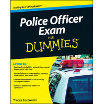 Police Officer Exam For Dummies by Raymond E. Foster, 9780470887240