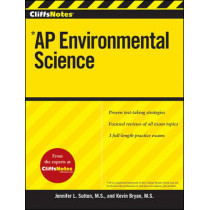 CliffsNotes AP Environmental Science by Kevin Bryan, 9780470889756