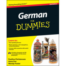 German For Dummies: (with CD) by Paulina Christensen, 9780470901014