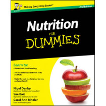 Nutrition For Dummies by Nigel Denby, 9780470972762