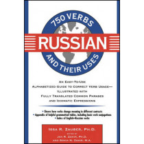 750 Russian Verbs and Their Uses, 9780471012740