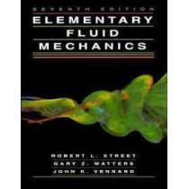 Elementary Fluid Mechanics by Robert L. Street, 9780471013105