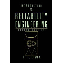 Introduction to Reliability Engineering by E. E. Lewis, 9780471018339