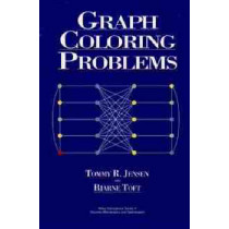 Graph Coloring Problems by Tommy R. Jensen, 9780471028659