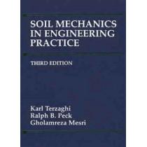 Soil Mechanics in Engineering Practice by Karl Terzaghi, 9780471086581