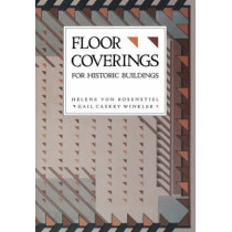 Floor Coverings for Historic Buildings by Helene Von Rosenstiel, 9780471143826