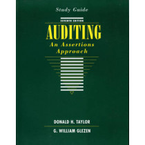 Study Guide to accompany Auditing: An Assertions Approach, 7e by Donald H. Taylor, 9780471171560