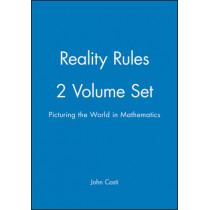 Reality Rules: Picturing the World in Mathematics Set by John Casti, 9780471184379