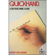 Quickhand by Jeremy Grossman, 9780471328872