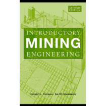 Introductory Mining Engineering by Howard L. Hartman, 9780471348511
