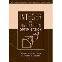 Integer and Combinatorial Optimization by Laurence A. Wolsey, 9780471359432
