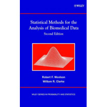 Statistical Methods for the Analysis of Biomedical Data by Robert F. Woolson, 9780471394051