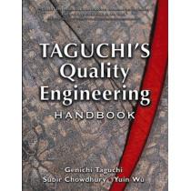 Taguchi's Quality Engineering Handbook by Genichi Taguchi, 9780471413349