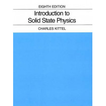 Introduction to Solid State Physics by Charles Kittel, 9780471415268