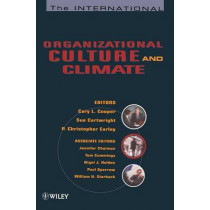 The International Handbook of Organizational Culture and Climate by Cary L. Cooper, 9780471491262