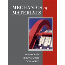 Mechanics of Materials by William F. Riley, 9780471705116