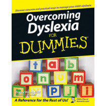 Overcoming Dyslexia For Dummies by Tracey Wood, 9780471752851