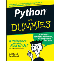 Python For Dummies by Stef Maruch, 9780471778646