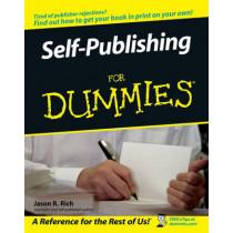 Self-publishing for Dummies by Jason R. Rich, 9780471799528