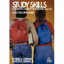 Study Skills: A Student's Guide to Survival by Robert A. Carman, 9780471889113