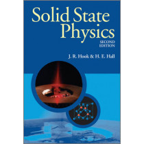 Solid State Physics by John R. Hook, 9780471928058