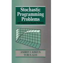 Stochastic Programming Problems with Probability and Quantile Functions by Andrey I. Kibzun, 9780471958154
