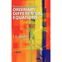Numerical Methods for Ordinary Differential Equations by J. C. Butcher, 9780471967583