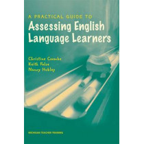 A Practical Guide to Assessing English Language Learners by Christine Coombe, 9780472032013