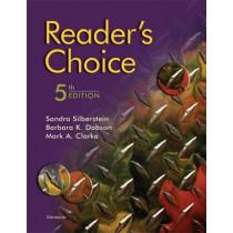 Reader's Choice by Sandra Silberstein, 9780472032051