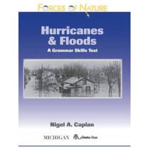 Hurricanes and Floods: A Grammar Skills Text by Nigel A. Caplan, 9780472032501