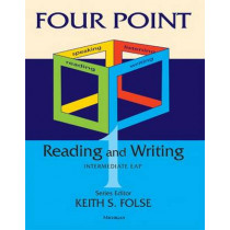 Four Point Reading-Writing 1: Intermediate by Keith S. Folse, 9780472033560