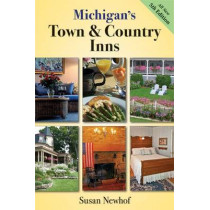Michigan's Town and Country Inns by Susan Newhof, 9780472035175