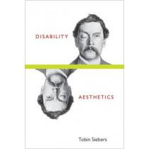 Disability Aesthetics, 9780472051007